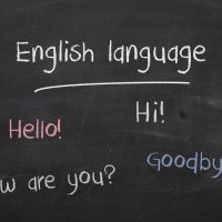 Getting started teaching English as a second language…