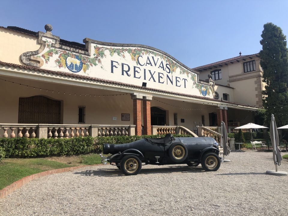 Day trip to Freixenet